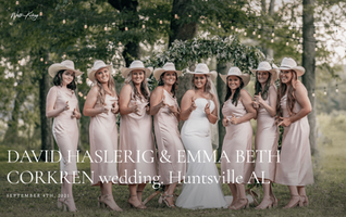 wedding photography at harvest hollow venue and farm in Huntsville Alabama