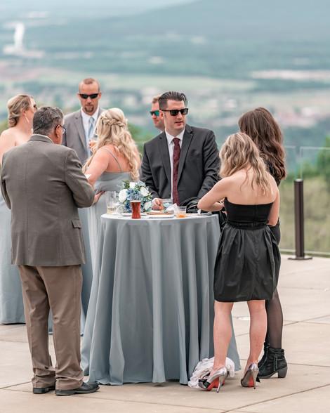 wedding photography at burritt on the Mountain