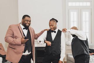 wedding event in the cooper huose Huntsville, al
