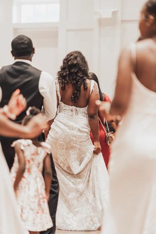 wedding dance in cooper house
