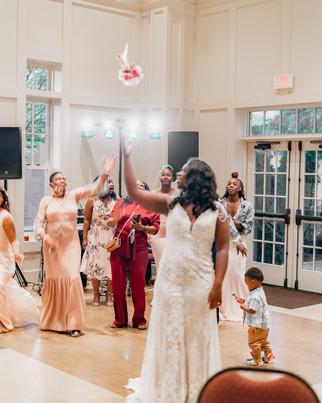 wedding in cooper house