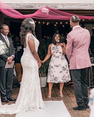wedding seremony in ethens, al