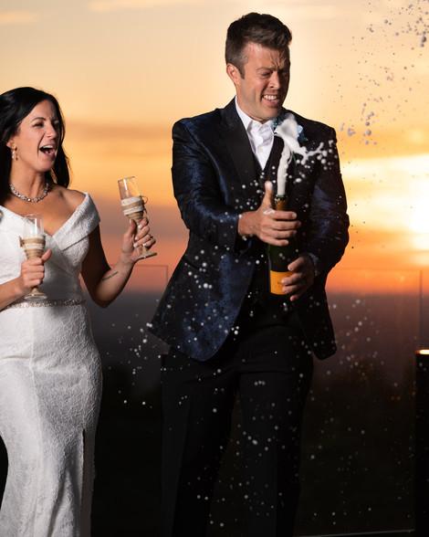 wedding photography  at burritt on the M