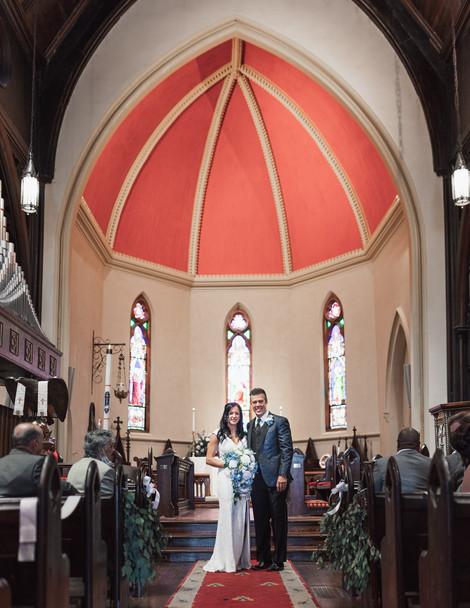 church of nativity wedding Photography