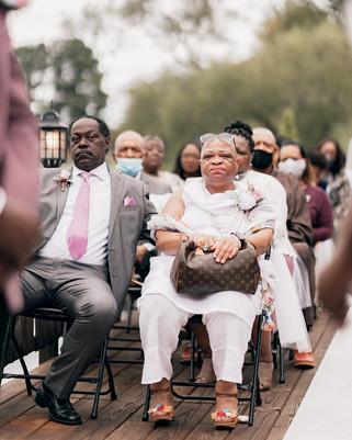wedding event in lake ida