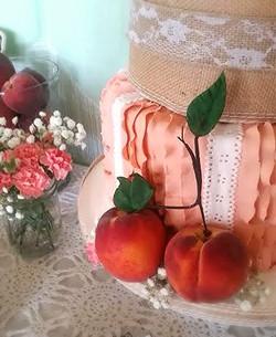 Georgia Peach Baby Shower