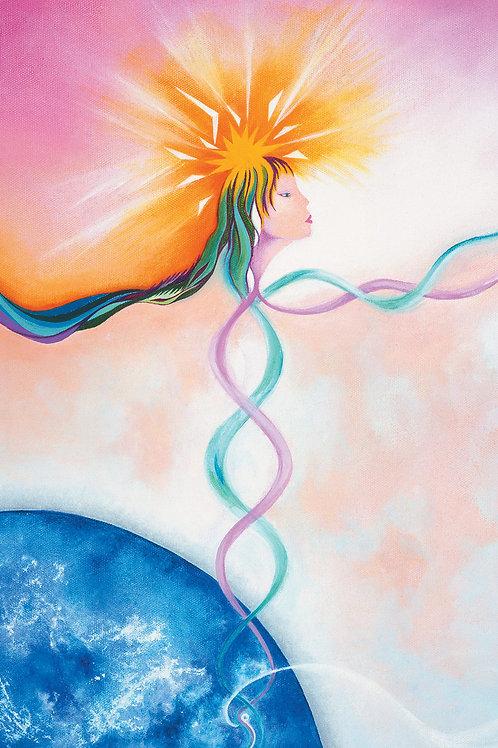 Aromatherapy, Crystals & Vibrational Healing Book
