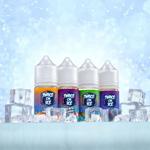 Жидкость Twice on ice Salt 30мл