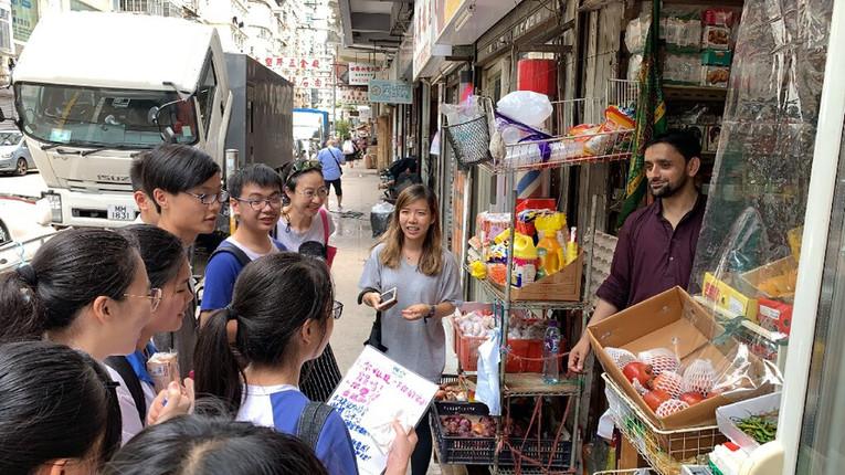 SSP1.jpgaSham Shui Po Community Tour with Ethnic Minority