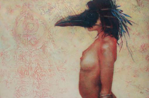 Her Raven Side