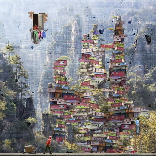 Urbanisation Avatar