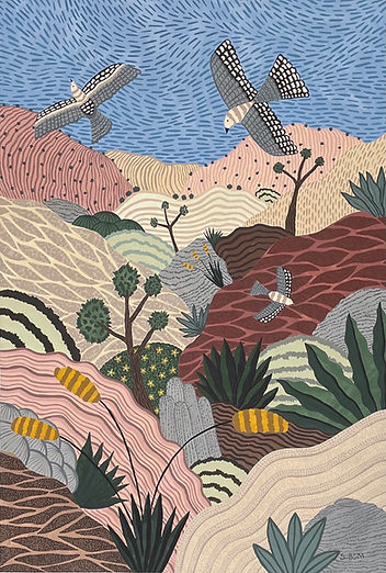 Desert Scape - Sara B Meadows.jpg