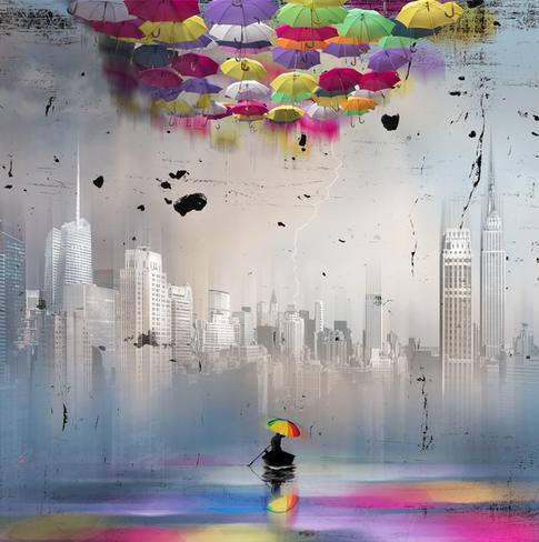 Colorer le Monde: Manhattan