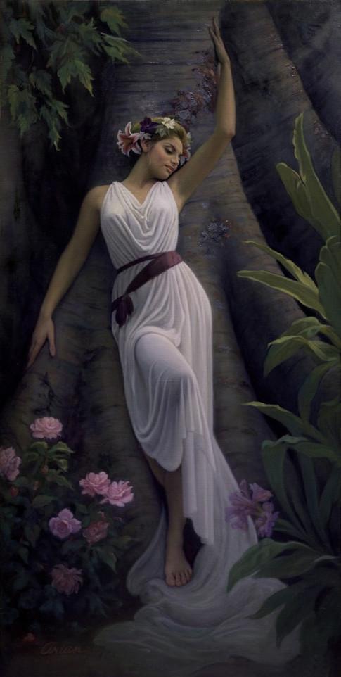 Stregth of the Goddess