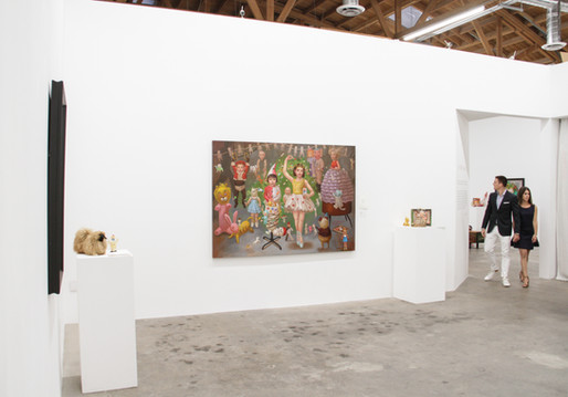 The Merry Makers Solo Exhibition