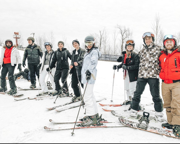 Winter Ski Retreat