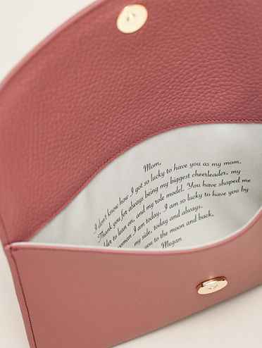 Celebrating mom on your wedding day with the most unique and personalized mother of the bride gift