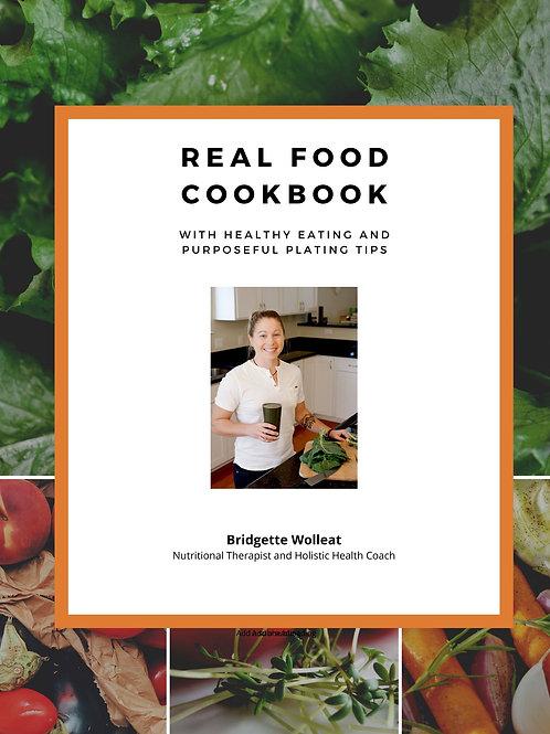 Real Food Cookbook