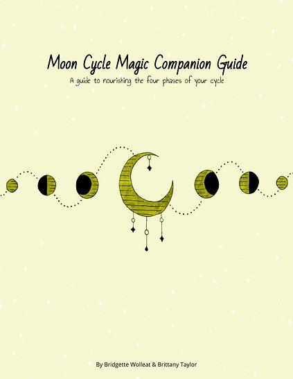 Moon Cycle Magic Companion Guide