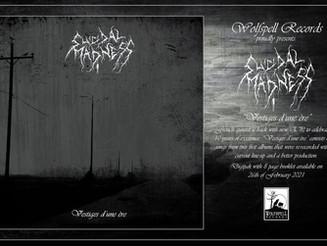 """SUICIDAL MADNESS """"Vestiges d'une ère"""" EP"""