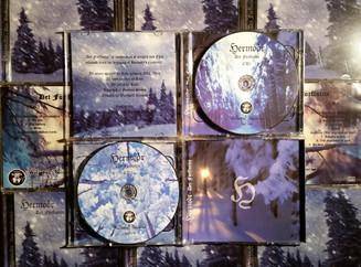 HERMÓÐR - Det Förflutna (2 CD) Available!