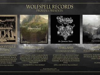 Walpurgis Night releases.
