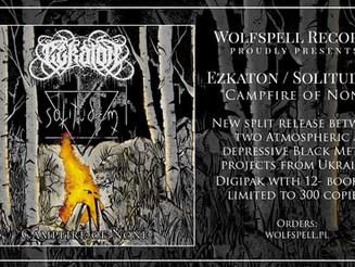 """EZKATON / SOLITUDE.M  """"Campfire of None"""""""