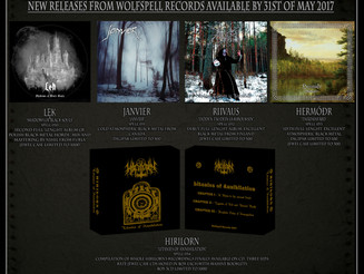 Preorder for new releases has just been launched!