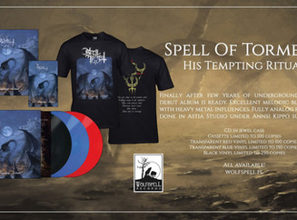 SPELL OF TORMENT - His Tempting Majesty