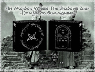 """In Mordor Where The Shadows Are"" PREORDER!"