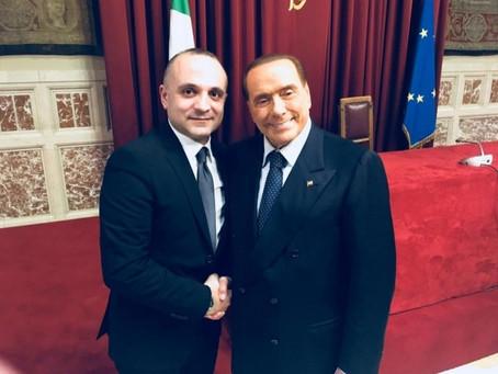 Puglia:rivoluzione in Forza Italia, Mauro D'Attis sostituisce Vitali nella carica di commissario