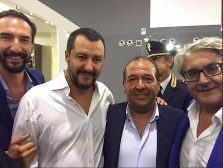 CEGLIE: Approda in consiglio comunale il Gruppo Lega Nord con Salvini