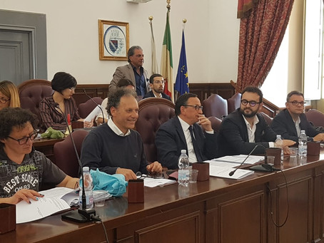 Martina Franca: delibera eventi e Centro Dopo di Noi, temi caldi in consiglio comunale