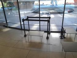 Hirshhorn Museum install 1