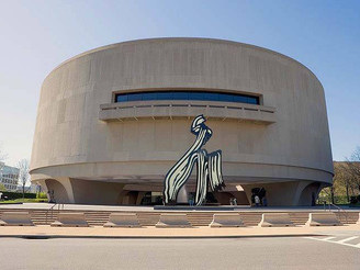 Hirshhorn Museum | Holiday Pop-up Show in DC