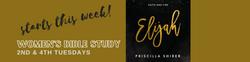 womens bible study banner - Elijah