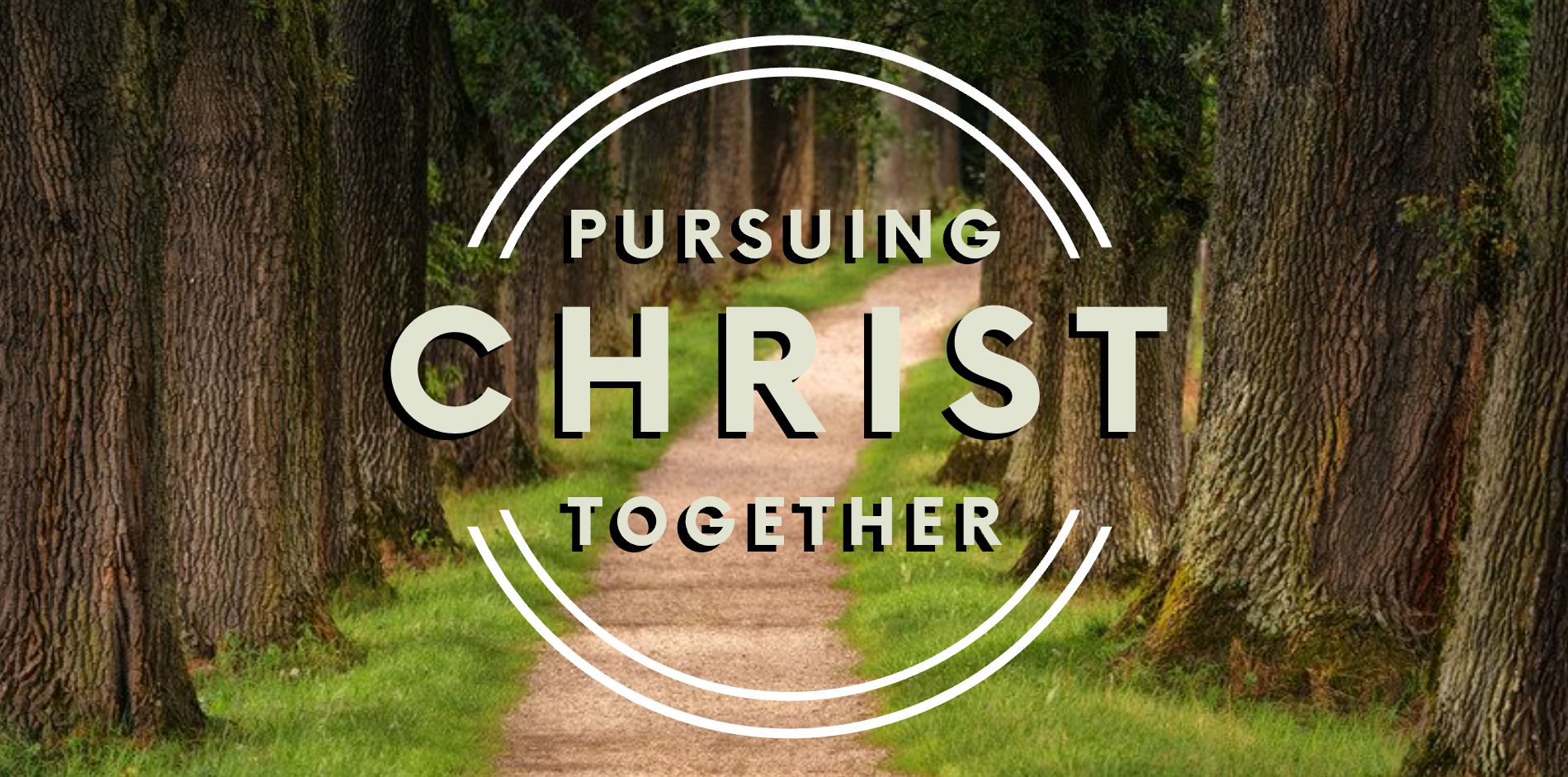 pursuing christ together logo