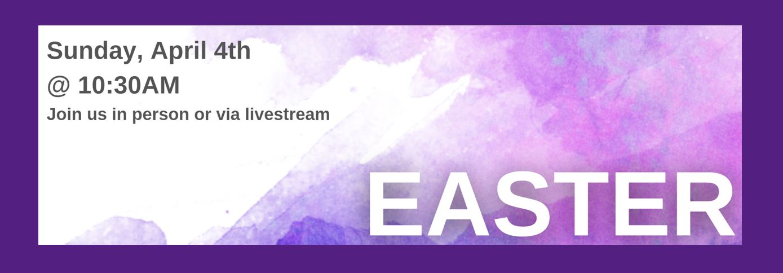 easter website 2021