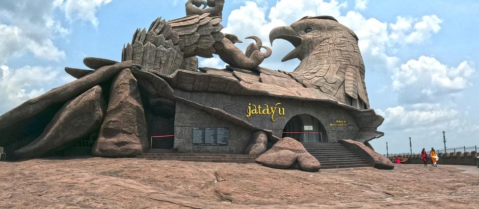 Jatayu Earth Center, Kerala
