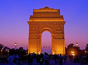New-Delhi-India-War-Memorial-arch-Sir.jp