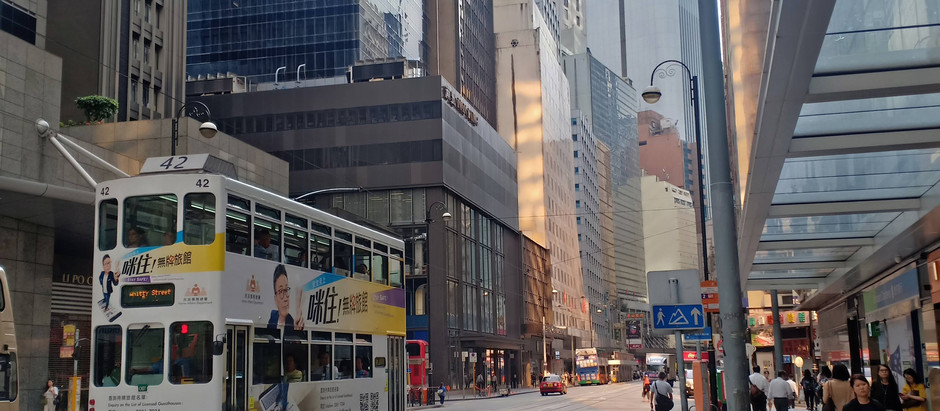 What is it like to work in Hong Kong!