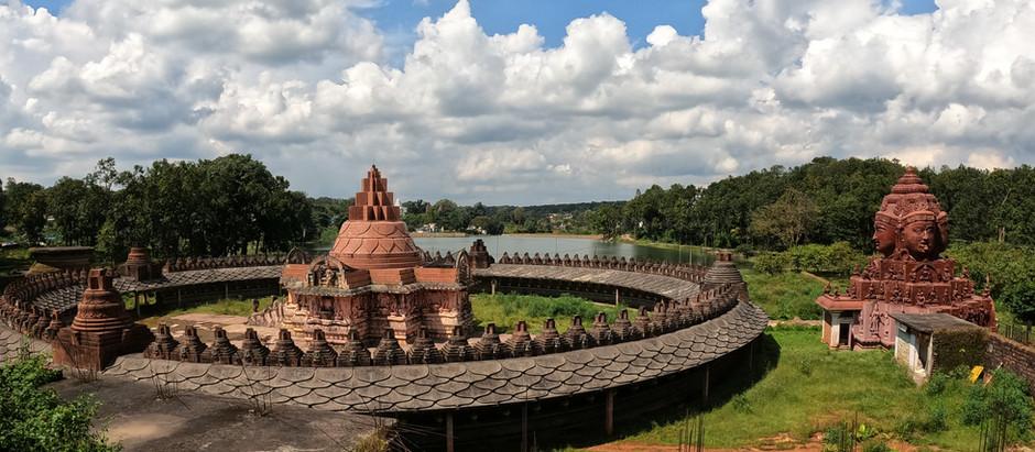 Shri Yantra Mandir - The Perfect Geometry