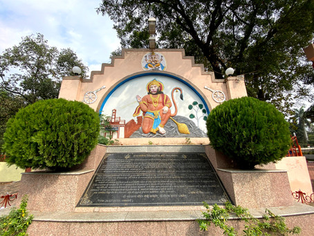 Pat Baba Mandir - The amazing story of Colonel Smith's dream and Gun Carriage Factory