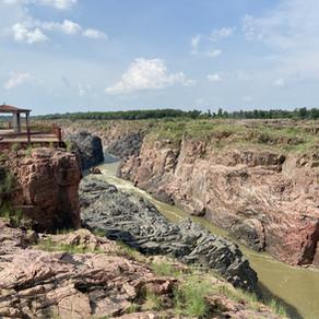 India's Grand Canyon - Raneh Falls
