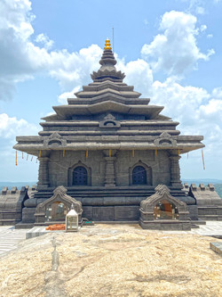 Temples & Mysteries
