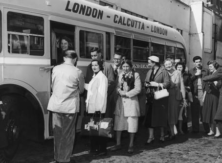 World's longest Bus Journey