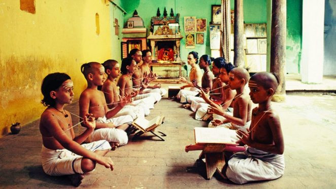 Indian Villages that speak only Sanskrit
