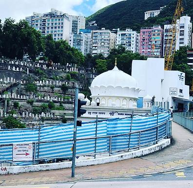 Hong Kong Gurudwara, Hindu Temple & Mosque
