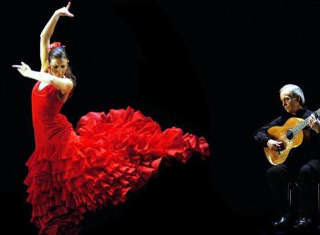 Flamenco - The Spanish Dance