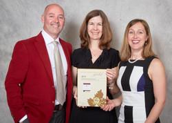 Late Harvest Award: